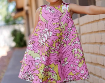 Sophia Dress Pattern Baby & Toddler