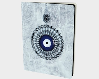 Evil Eye Guardian Journal - Large and Small