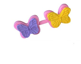 polymer clay Butterfly silicone mold
