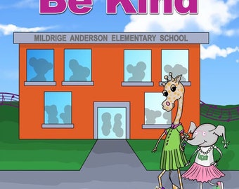 1.  Be Kind