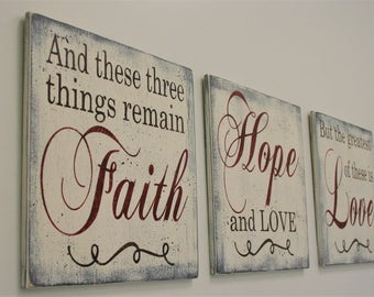 christian wall decor etsy