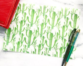 NEW* Cactus Lover Vellum Sheet - Succulents Collection