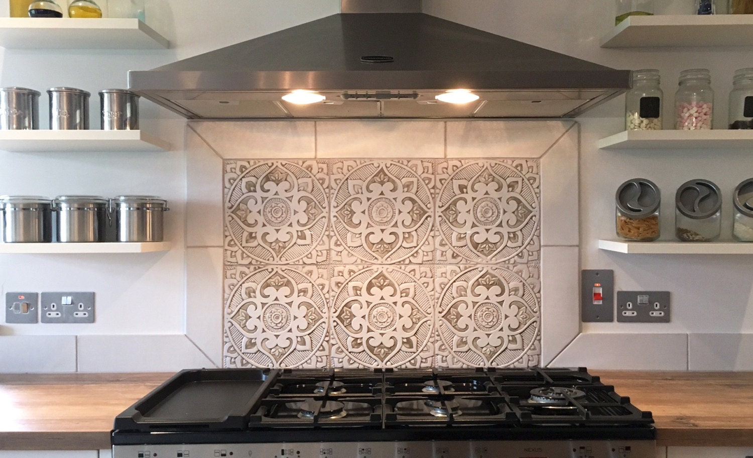 6 ceramic tiles for kitchens or bathrooms choose from 12 zoom dailygadgetfo Gallery