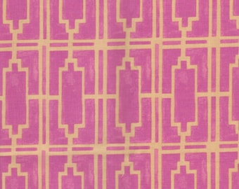 1/2 yd. haven's edge - walls, pink