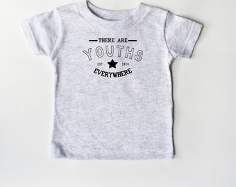 New Girl. Schmidt quote. There are youths everyone shirt for babies and toddlers. Lots of colors! Bodysuit *and* T-shirt options!