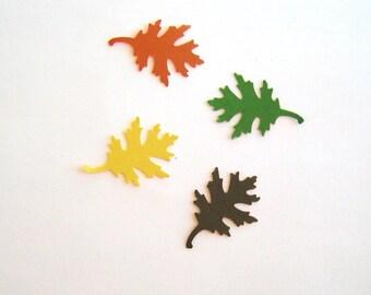 Leaf Confetti, pile of leaves, fall wedding decor, Christmas decor, fall garland, fairy party