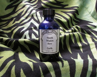 Earth Anointing Oil