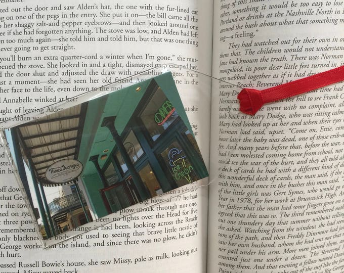 Candy Shop Bookmark