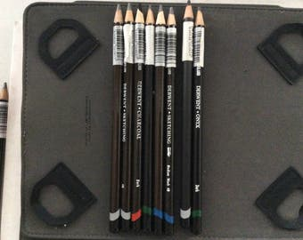 Derwent Pencil Assortment (8)