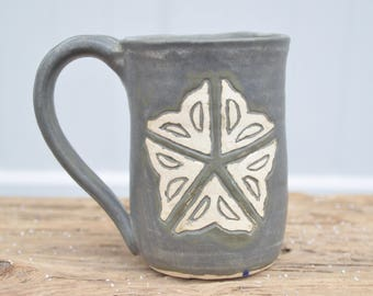 Rochester Mug in Charcoal