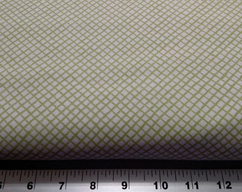 Up & Away Green Trellis from Quilting Treasures by the yard