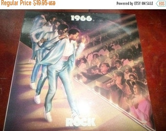 Save 30% Today Vintage Vinyl LP Time Life Record Set 1966 The Rock N Roll Era Mint Condition