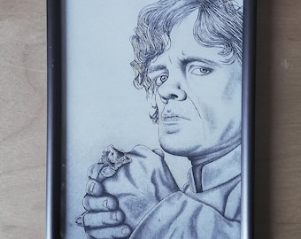 Frame Tyrion Lannister - Game of Thrones
