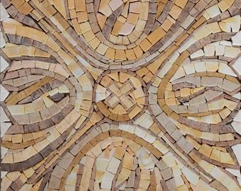 Floral Mosaic Square - Maaria