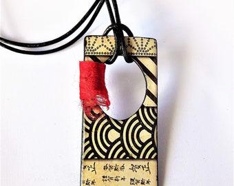 pendant necklace Japan