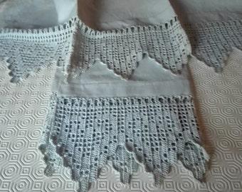 Crochet Lace Border