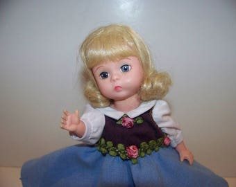 Brair Rose #2 Madame Alexander 8 in doll