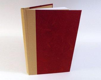 Sand and Sunset: Blank Hardbound Journal