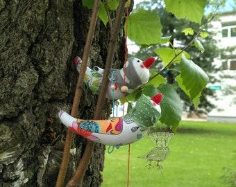 "Dolls ""Spring birds"""