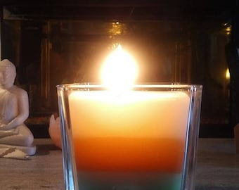 100% Home made Soywax candle