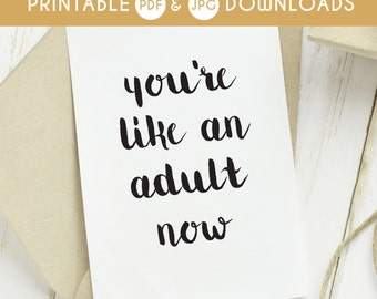 Printable its your birthday card funny birthday card printable card funny birthday card printable funny birthday card funny birthday cards bookmarktalkfo Gallery