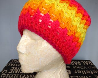 Messy bun ponytail hat, Ponytail hat, Ponytail beanie, Messy bun beanie, Messy bun hat, Crochet messy bun hat, Beanie with ponytail hole