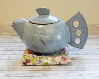 Teapot coaster, Hotpot mat, Teapot rug, Hot mat, Tea pot pad, Mug rug, Placemat, Trivet, Coaster - Tea time - Tea cozy - Tea cosy