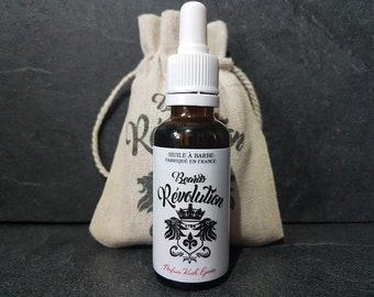 spicy kush 30ml beard oil