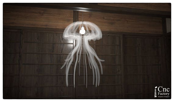 jellyfish light captivating pendant ideas intriguingly