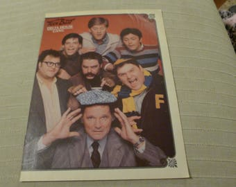 Delta House Gang CLIPPING photo Animal House