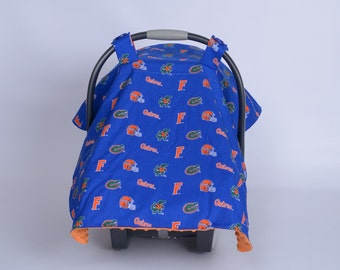 Florida Gators Carseat Canopy