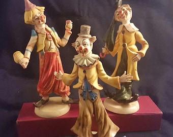Clowns Italy Trio