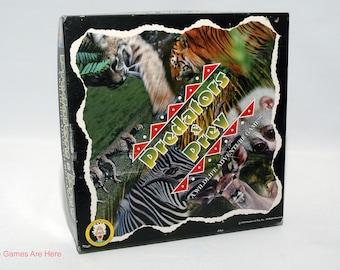 Predator & Prey Wildlife Adventure Game Professor Smarty 1996 COMPLETE