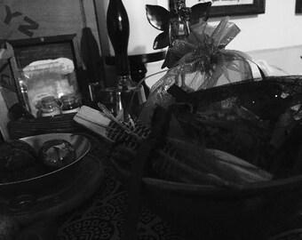 Spirited Offerings - divination, spirits, gift, necromancy