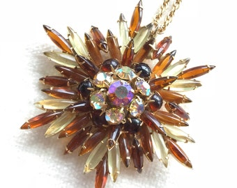 1950s one of a kind necklace