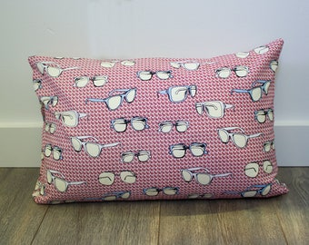 Sunglasses Pillowcase - fits 13 x 18 Travel or Toddler Pillow