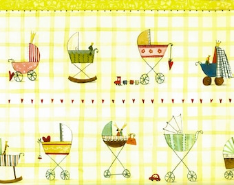 New baby wrapping paper by Silke Lefflerr