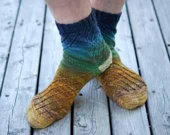 Pattern - Traveling Socks