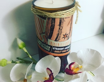 Revolution Brewing Straight Jacket Beer Candle