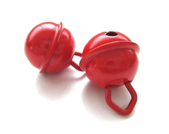Bell 15mm red baby