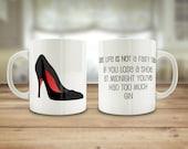 Gin themed mug, Vodka mug...