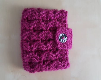 Crochet Tablet/Reader Cover