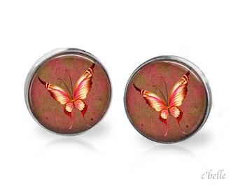 Earrings Butterfly 8