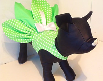 Pretty Petal dog dresses for all small breed dogs
