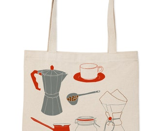 Coffee Everyday Tote