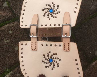 """Kidney belt 1:1 reproduction """"1940"""" size 83 cm (32.6 inches)-103 cm (40.5 inches)"""