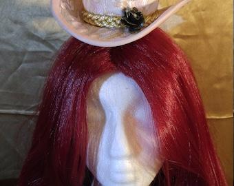 Aurora Inspired Mini top Hat