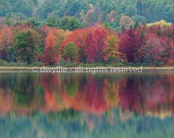 Flying Pond, Mount Vernon, Maine
