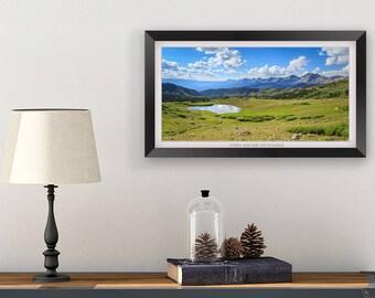 Mountain Wall Art - Colorado Mountain Art - Rocky Mountain Print - Mountain Art - Nature Photography Prints - Colorado Photography
