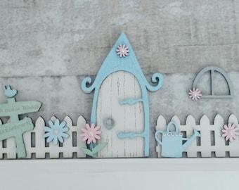 Fairy Door and Fencing